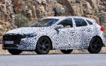 2014 Volvo XC40 Compact Crossover Caught Testing – Spy Photos