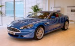 Aston Martin DB9 1M Celebrates its Facebook Fans