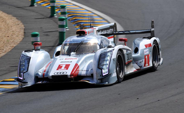 Audi Captures 24 Hours of Le Mans Title, Again