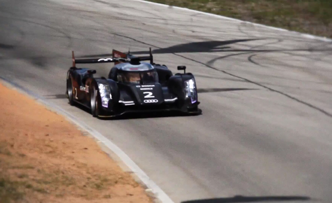 Audi R18 e-Tron Video Discusses Track Performance