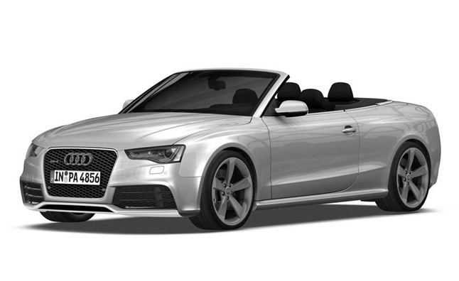 Audi RS5 Convertible Likely Heading to U.S.