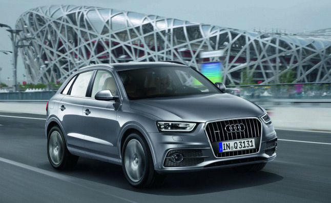 Audi Q2 SUV Targeting 2015 Launch