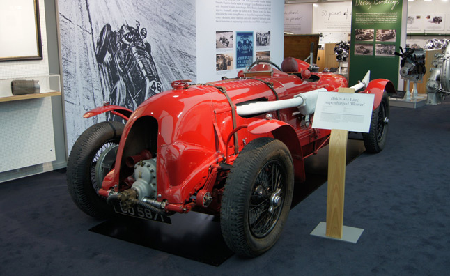 Bentley 'Blower' Sets Record, Selling for Over $7 Million at Goodwood Festival of Speed