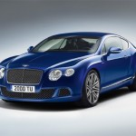 New Bentley Continental GT Speed Revealed With 205-MPH Top Speed