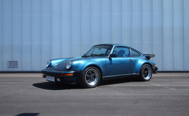 Bill Gates' 1979 Porsche 911 Turbo Sells for $80,000