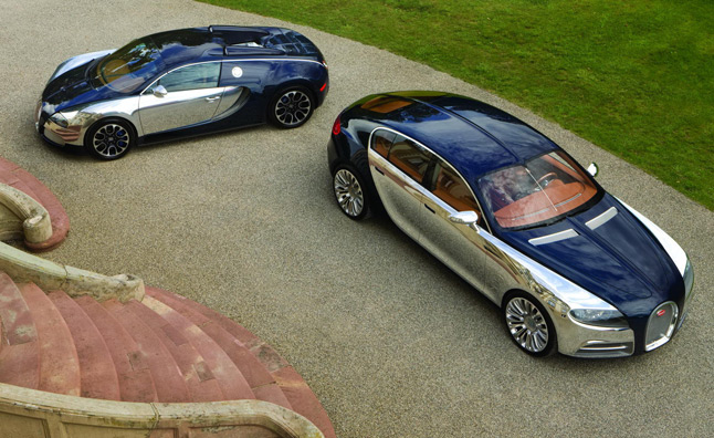 Bugatti 16C Galibier Still Getting Prepped for Production