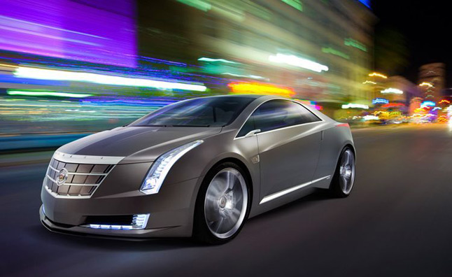 Cadillac ELR Engine Detailed as More Powerful Volt Motor