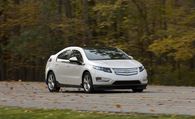 Chevrolet Volt Demand Rises in California as Supply Falls