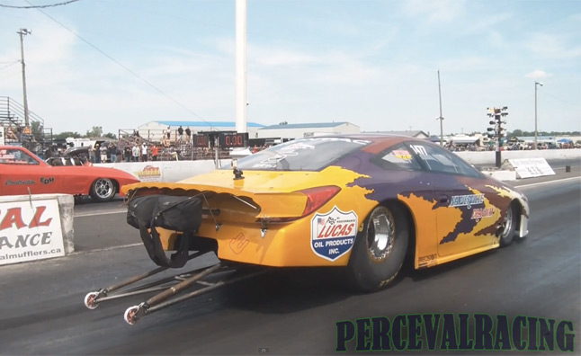 New Four-Cylinder Drag Racing World Record Set at 6.71 – Videos