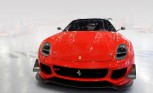 Ferrari 599XX Evo Sells at Charity Auction with €1.3 Million Reserve