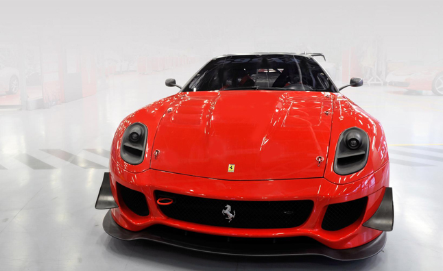Ferrari Auction Raises €1.8 Million for Earthquake Victims