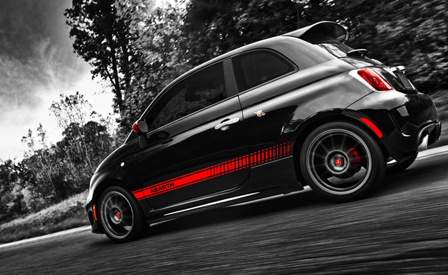 Fiat 500 Abarth Wholesale Orders Capped by Chrysler