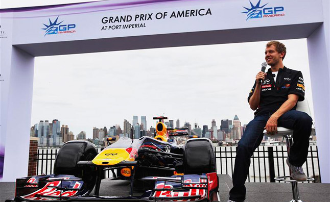 New Jersey Grand Prix Highly Unlikely for 2013, Says Ecclestone