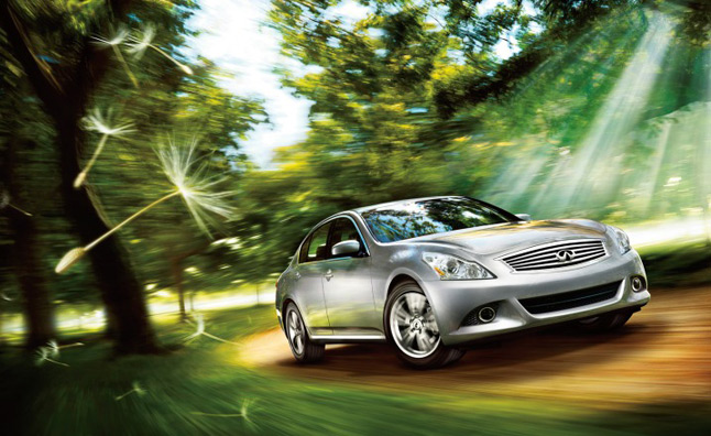 Infiniti G25 Discontinued, EX and FX Models Get 3.7-Liter