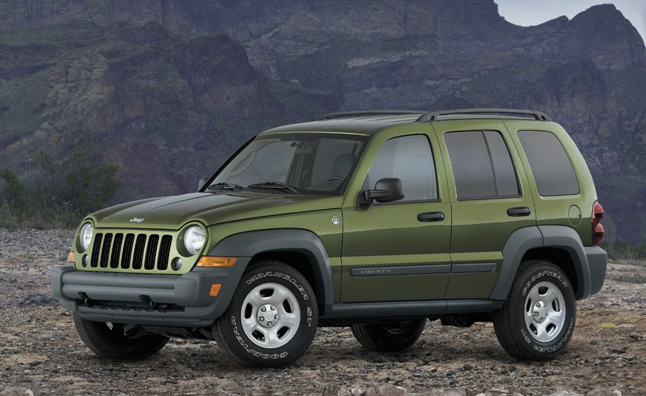 Jeep Liberty Recall Expands to 347,000 Units