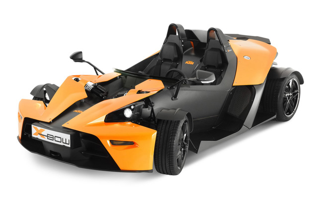 KTM X-Bow to Add Doors and Windshield