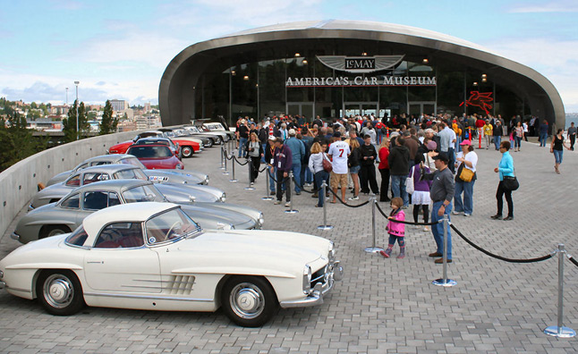 LeMay Americas Car Museum Officially Opens its Doors