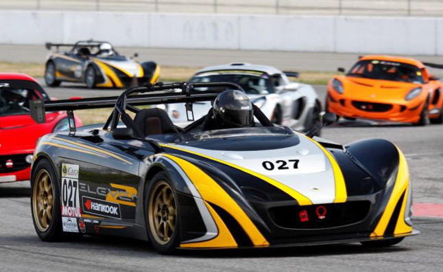 Laguna Seca to Host Biggest Lotus Cup USA Series Event