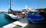 Maserati 'Drive and Sail' Experience Launches
