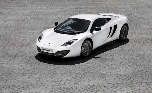 2013 McLaren MP4-12C Set to Debut at Goodwood Festival of Speed