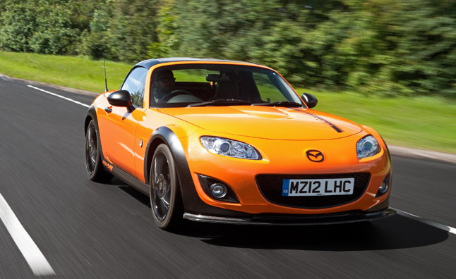 Mazda MX-5 GT Concept to Debut at Goodwood