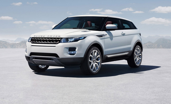 Range Rover Evoque R to Feature Supercharged V6
