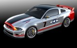 2013 'Red Tails' Mustang to be Auctioned at EAA AirVenture