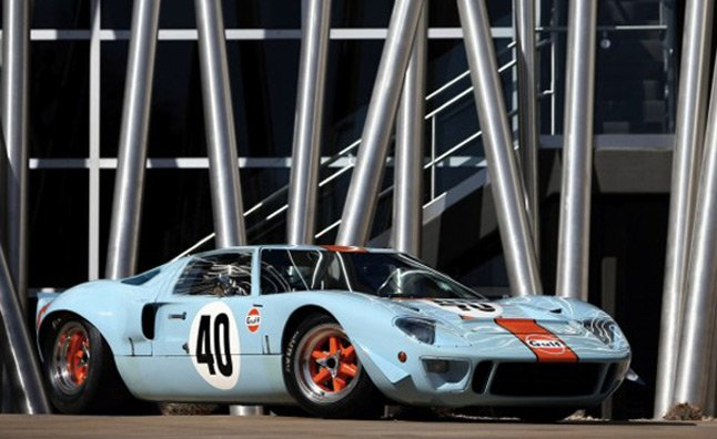 Legendary Ford GT40s Heading to RM Auctions
