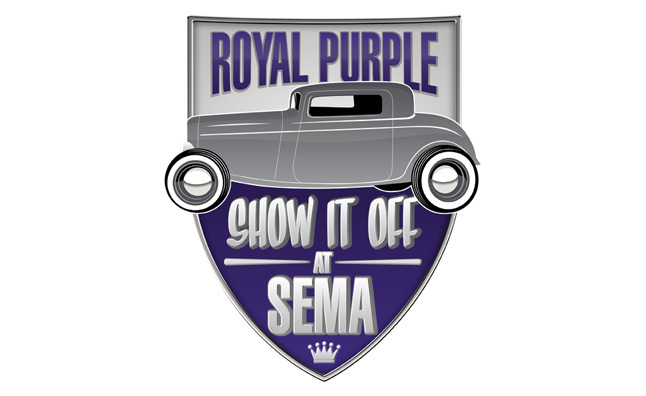 Royal Purple 'Show It Off at SEMA' Contest Announced