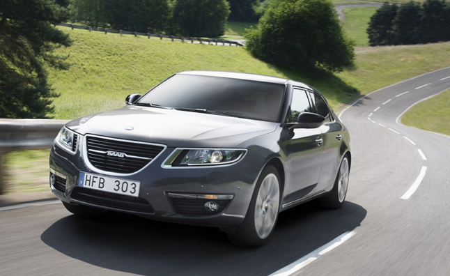 Saab's New Owner Seeks Rights to Name and Logo