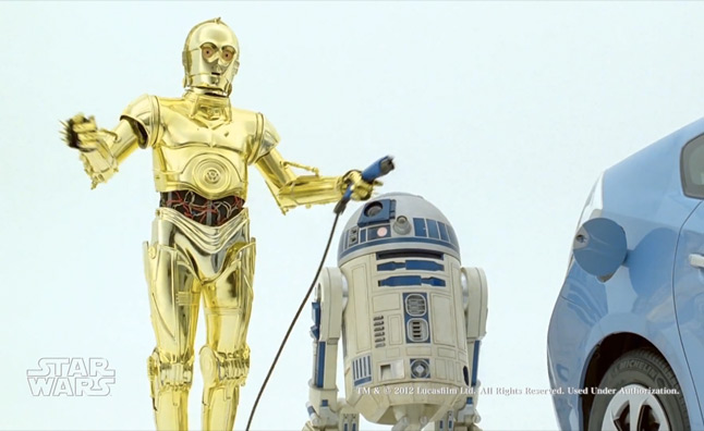 R2-D2, C-3PO Promote Toyota Prius Plug-in Hybrid in New Japanese Ad – Video