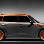 Steampunk Themed MINI Countryman Built by Carlex Design