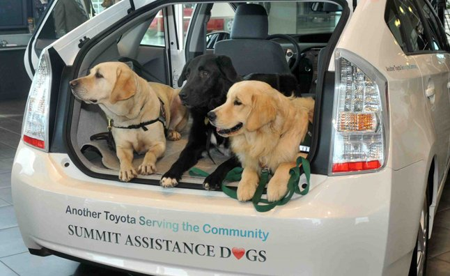 Toyota 100 Cars for Good Program Announces First 25 Winners