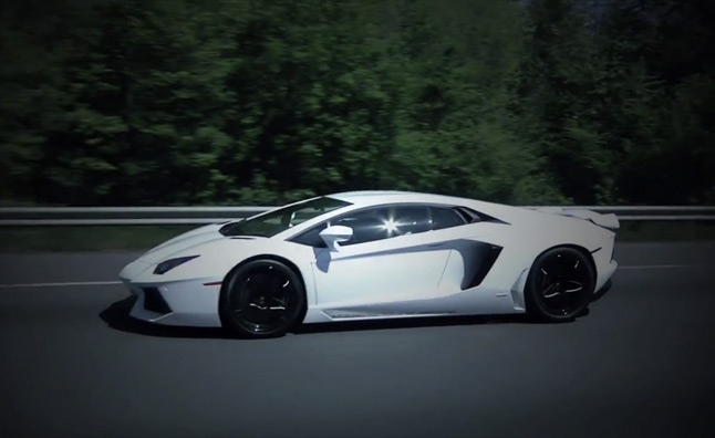 Lamborghini Aventador Gets Twin-Turbo, Insane 1200 HP