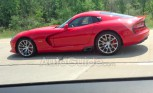 2013 SRT Viper Selling at Barrett-Jackson Saturday