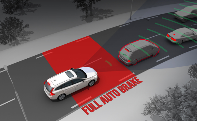 Adaptive Cruise Control, Collision Warning Reduce Crash Risk 42 Percent: Study