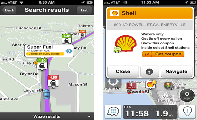 Waze Smartphone App Now Offers Real-Time Gas Prices