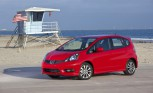Five Point Inspection: 2012 Honda Fit Sport