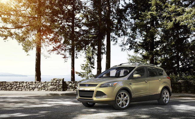 2013 Ford Escape Recalled for Potential Engine Fires