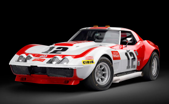 Most Successful Racing Corvette Heading to RM Auctions