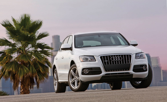 2012 Audi Q5 Recalled for Sunroof Flaw: 13,172 Affected