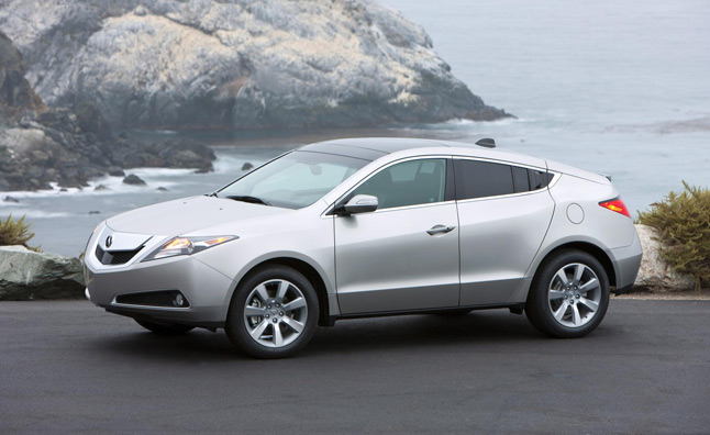 2013 Acura ZDX Will Get Redesign, New Technology