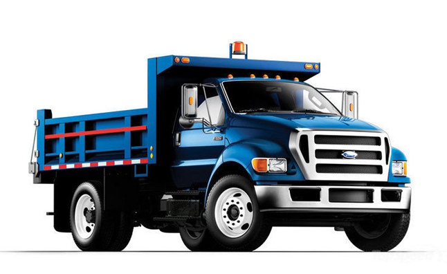 Ford F-650, F-750 Recalled for Potential Windshield Separation