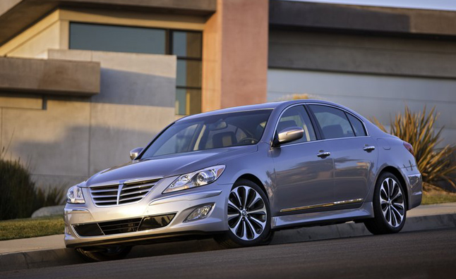 Next Hyundai Genesis will Offer AWD: Brand Boss Says