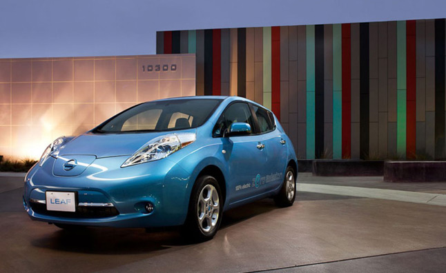 Nissan Leaf Being Sold for Up to $5,000 Off Sticker