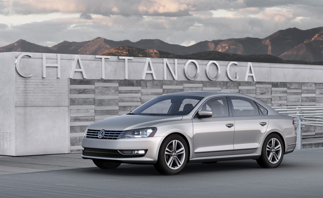 2013 VW Passat Gets Minor Updates, Mild Price Hike