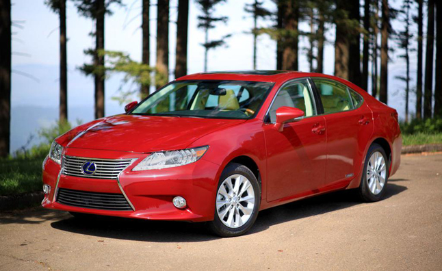 2013 Lexus ES Pricing Announced: Starts at $36,995