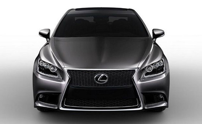 2013 Lexus LS Images Leaked Ahead of Debut – Maybe