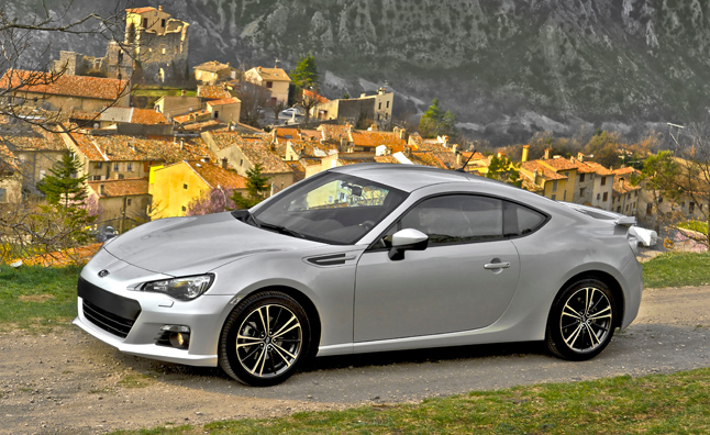 Subaru BRZ Not Getting Discount, Company Says