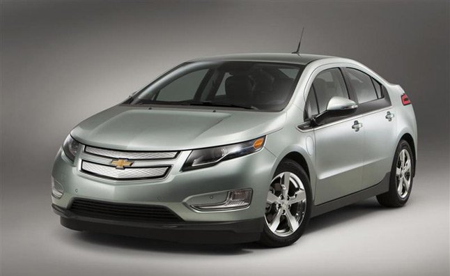 Chevrolet Volt Sales Top Nissan Leaf for Fifth Straight Month